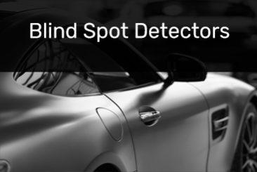 blind spot detectors