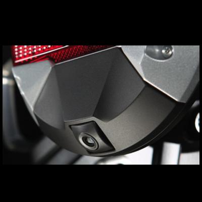 Alpine HCE-TCAM1-WRA Rear Camera for Jeep Wrangler