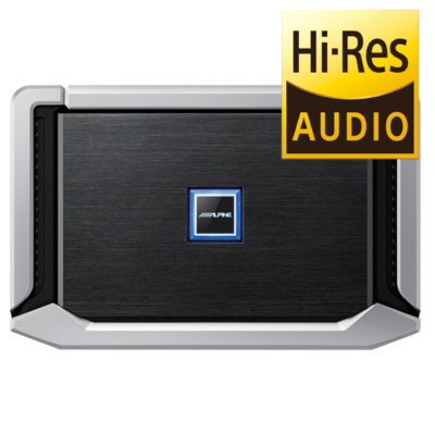 Hi-Res Audio Amplifier