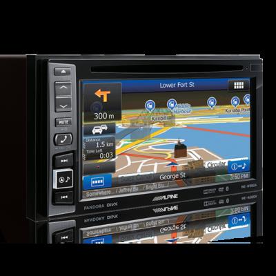In-Car Navigation