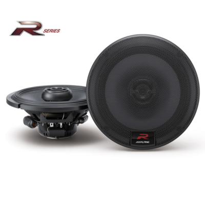 Alpine R-S65 R Series Coaxial Speakers