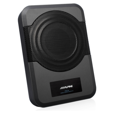 "Alpine PWE-S8 8"" Powered Subwoofer"