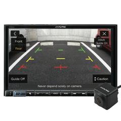 """Alpine ESCAPE-X208 8"""" Navi Apple CarPlay/Android Auto Digital Media Player for Ford Escape -"""