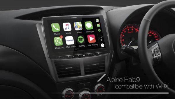Alpine iLX-F309E Halo9