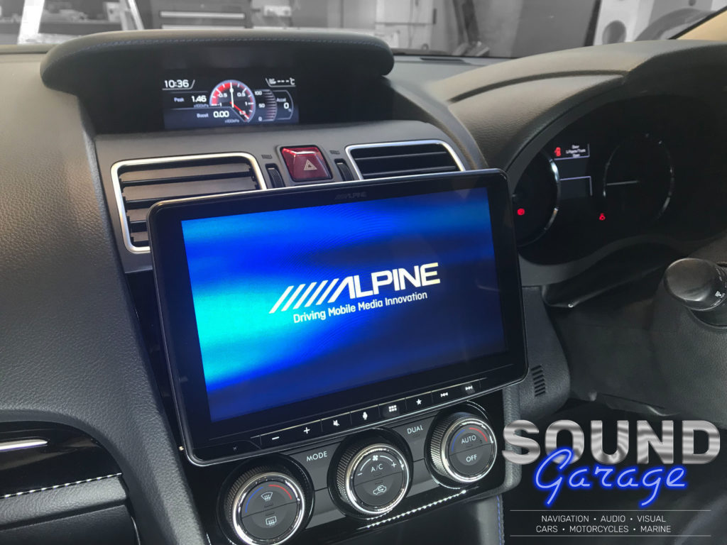 Alpine Halo9 iLX-F309E