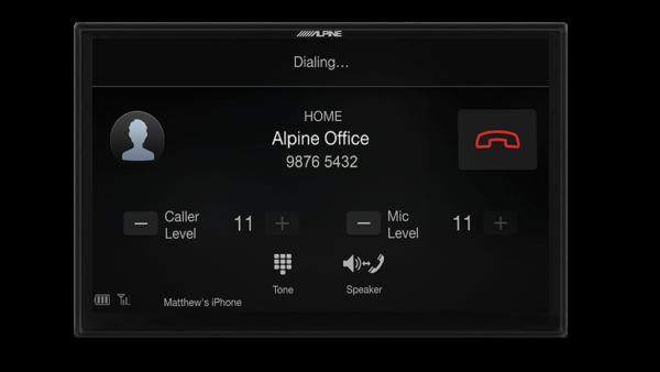 Alpine X902D-F Hema