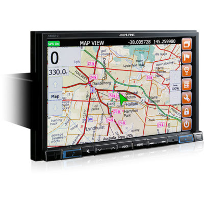 In-Car Navigation