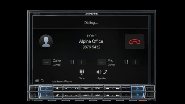 Alpine DMAX-X802D -