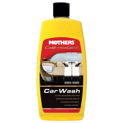 California Gold Car Wash 473ml