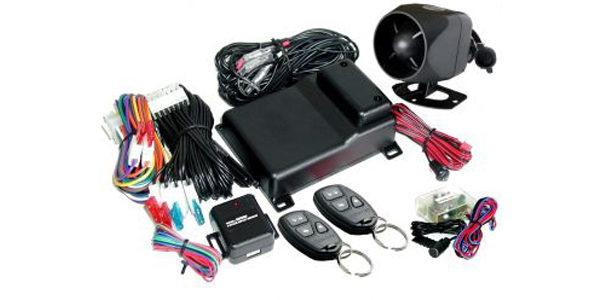 Mongoose M80G Car Alarm