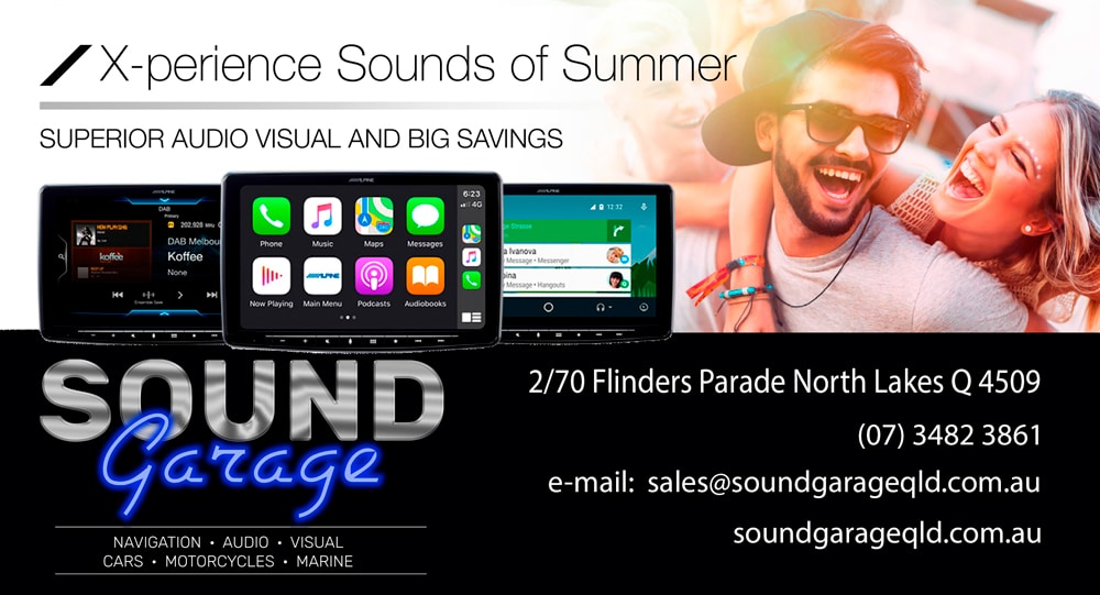 Alpine's X-PERIENCE SOUNDS OF SUMMER SALE!