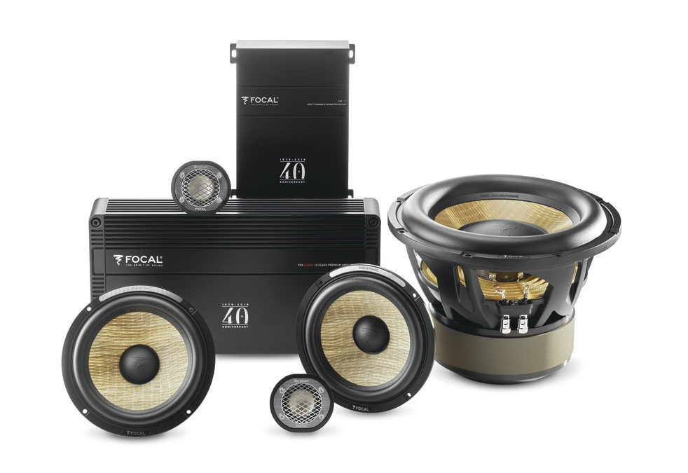 Focal Celebrates 40 Years in Sound.