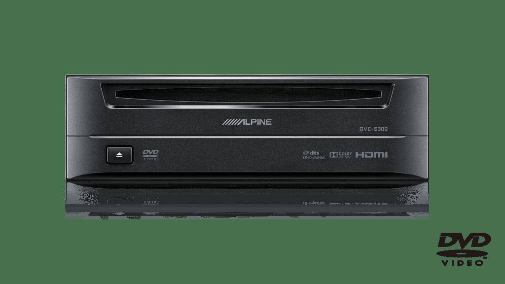 Alpine DVE-5300_Slave DVD player