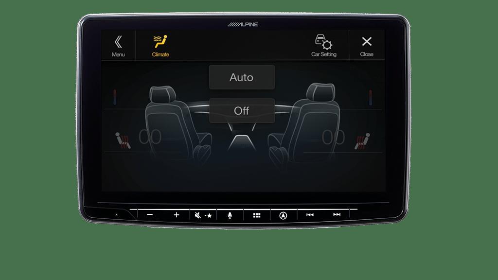 Alpine INE-F409E - CAN-UART Compatiable