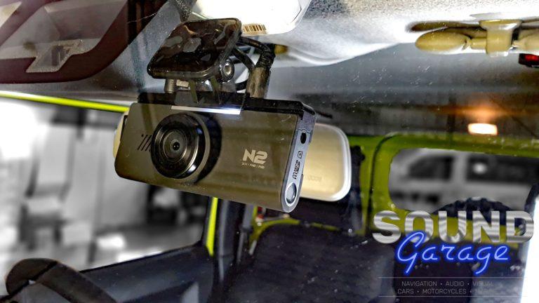 2019 Suzuki Jimny - GNET N2 1080-FHD 2CH Dash Cam.