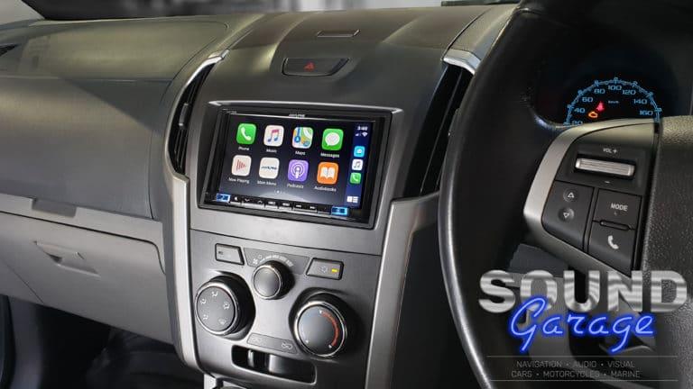 2013 Holden Colorado - Alpine  iLX-702D Apple Carplay/Android Auto