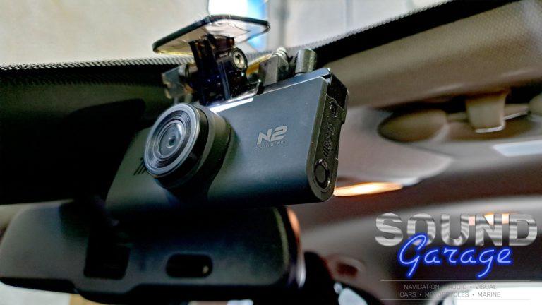Mazda 3 - GNET N2 1080P-FHD 2CH Dash Cam