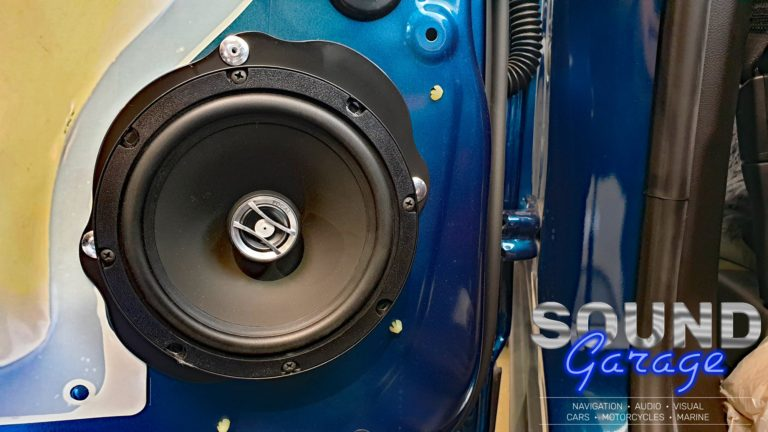 2018 Holden Trax -Focal RCX165 Coxial Speakers