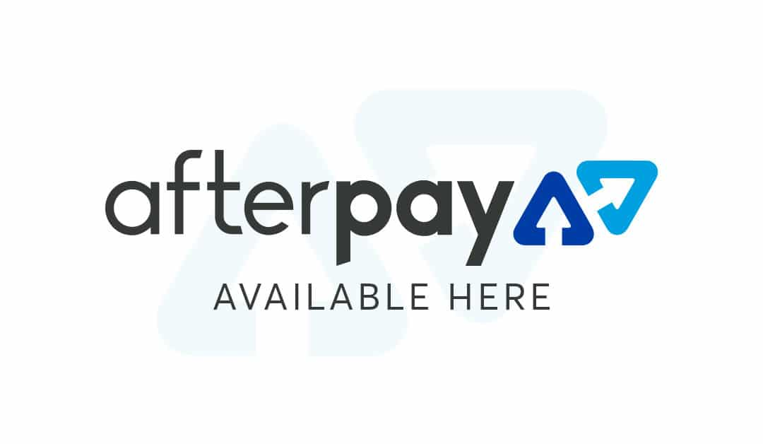Now Available! AFTERPAY