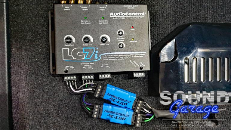 Toyota Hilux_AudioControl LC7i