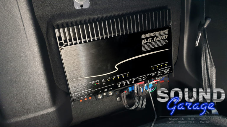 2020 Ford Ranger - AudioControl AC-6.1200 DSP Amplifier