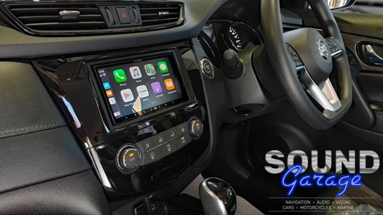 2020 Nissan X-Trail - Alpine iLX-W650E Apple CarPlay/Android Auto Digital Media player.