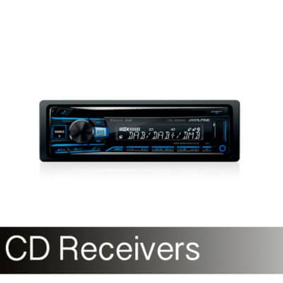 CD RECEIVERS