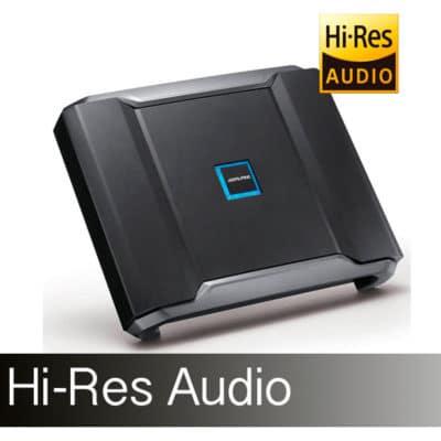 Hi-Res Audio Amplifier