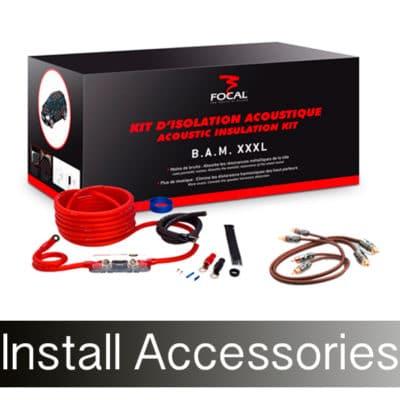 7. Installation Accessories