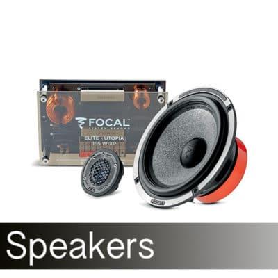 3. Speakers